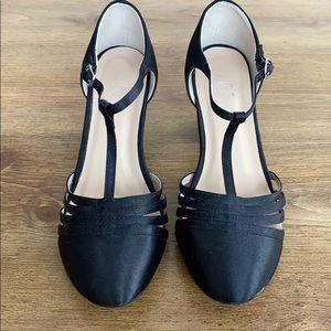 Black Heels, Size 7